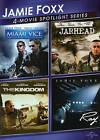 Jamie Foxx: 4-Movie Spotlight Series (DVD, 2013, 3-Disc Set)