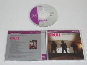 JAMES-HORNER-KRULL-OMP-COLONNA-SONORA-SOUTHERN-CROSS-SCSE-CD-4-CD-ALBUM