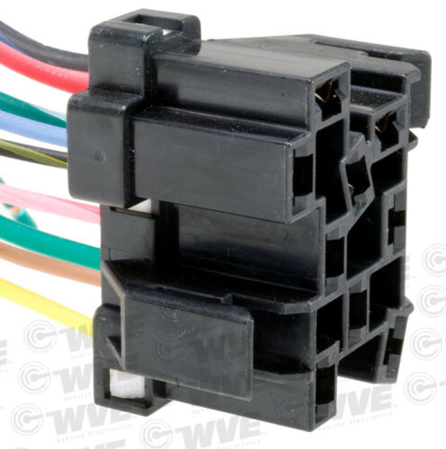 Headlight Switch Connector WVE BY NTK 1P1190