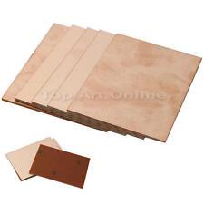 5 Stück Glasfaser Kupfer Blank Leiterplatte PCB Board 10 x 7 x 0,12 cm Neu Hot