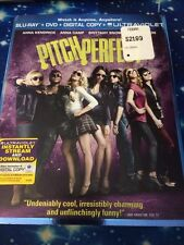 Pitch Perfect (Blu-ray Disc, 2012, 2-Disc Set) Also Digital Code ..