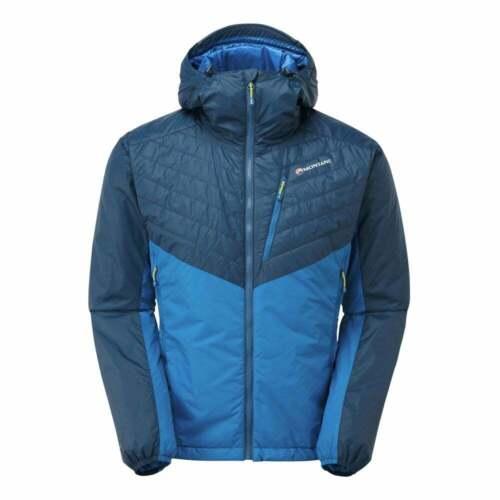 Montane Men/'s Prism Jacket Narwhal Blue