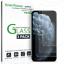 IPhone-XS-X-Protecteur-d-039-ecran-amfilm-verre-trempe-pour-iPhone-10S-10-3-Pack miniature 1