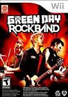 Green Day: Rock Band (Nintendo Wii, 2010)