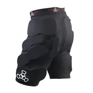 Triple-8-BumSavers-Crash-Pants-Padded-Shorts-for-Skating-Snowboarding-etc