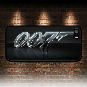 coque iphone 8 james bond logo