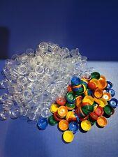 200 Empty Bulk Vending Capsules 11 Gumball Machine Toys
