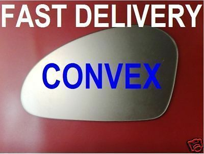 Right Driver Side WING DOOR MIRROR GLASS For Jeep Cherokee 1984-1996 Stick On
