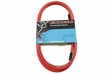 FIBRAX POWERSHIFT GEAR CABLE RED OUTER WITH STAINLESS INNER GEAR CABLE 1.4METRE