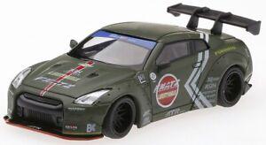 TSM-MINI-GT-1-64-LB-Works-Nissan-GTR-R35-Rear-Wing-Ver-Zero-Fighter-Special-NEW