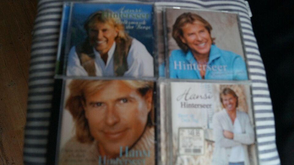 Hansi Hinterseer: The Danish Collection, andet