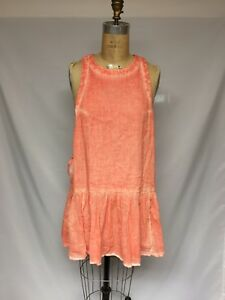 Red People Nwt Breathless Moments Tunica Free Ob574906 Faded fzqppnW
