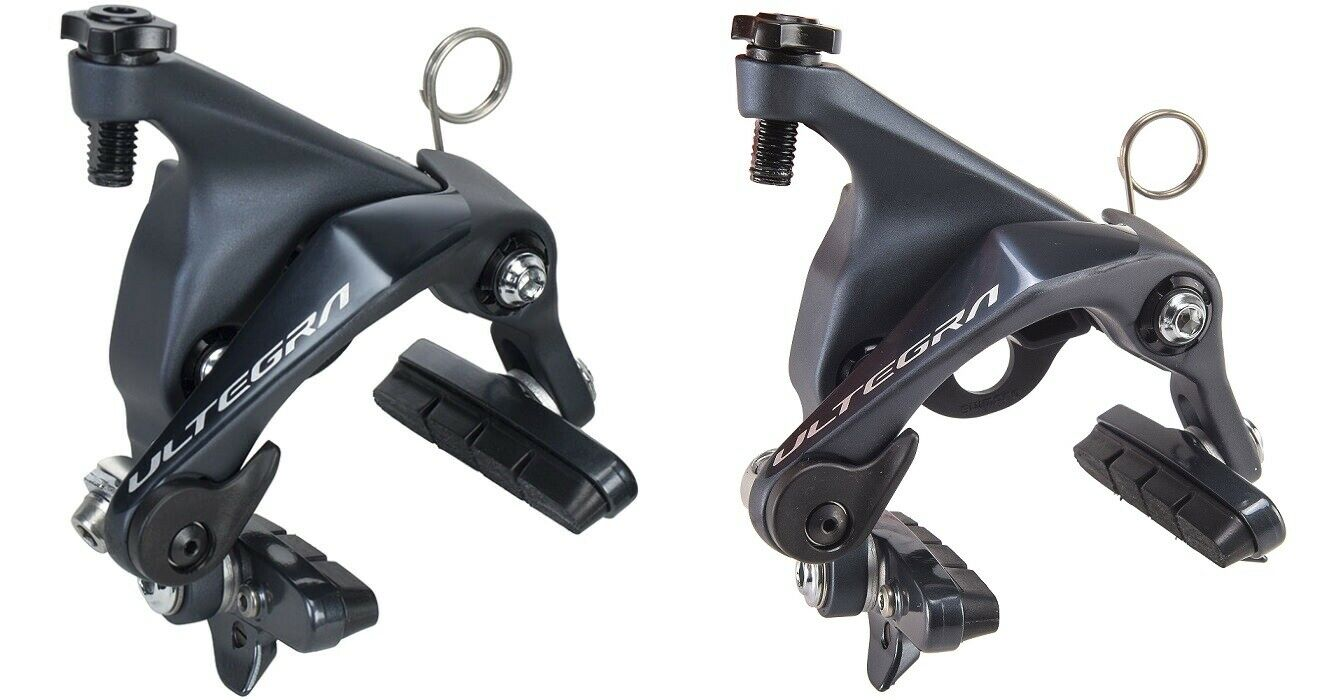 SHIMANO ULTEGRA 8010 RS Direct mount brakes  set Rear and Front    NEW     new sadie