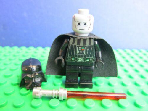 Genuine lego star wars Scarred Darth Vader Figurine set 10212 7965 10221 99