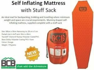 X-4-BCB-SELF-INFLATING-MAT-LIGHTWEIGHT-HIGH-SPEC-CAMPING-PAD-3-4-SEASONS-NEW
