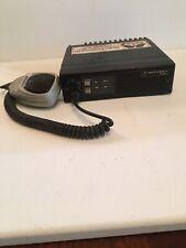 Motorola 2 Way Radio Model D34lra73a5ck Selling Untested