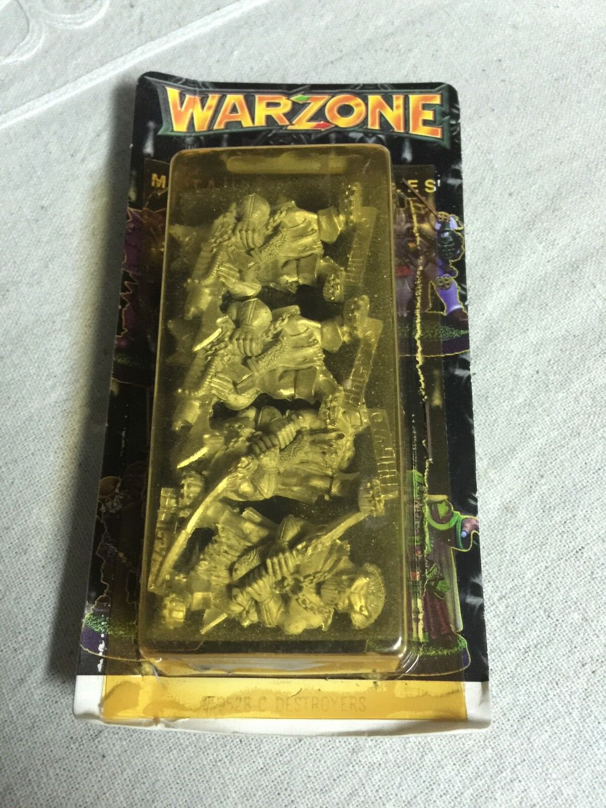 Warzone Dark Dark Dark Legion Destroyers Ref 9528  precio al por mayor