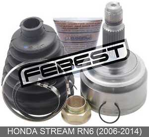Outer-Cv-Joint-28X58X26-For-Honda-Stream-Rn6-2006-2014