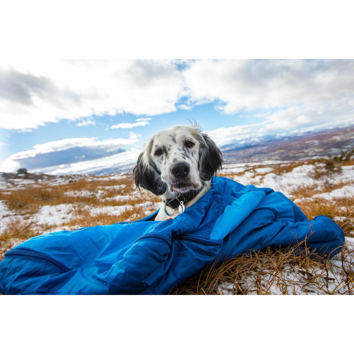 Non-stop dogwear LY Sleepingbag   182   Outdoor Sacco A Pelo Cani