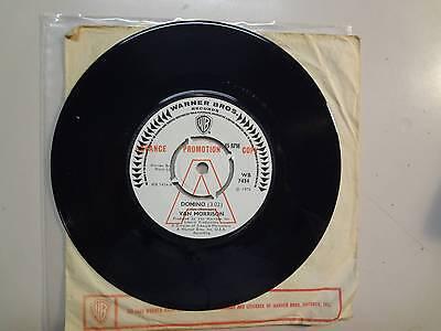 Van Morrison Domino Sweet Jannie U K 7 Quot 1970 Warner Bros