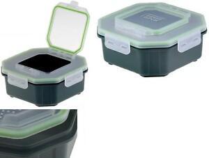 Greys-Klip-Lok-baitbox-flip-top-esca-conservazione-BOX-koderbox-Angelbox