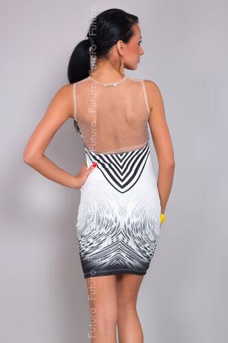 Ladies Exclusive Bodycon CHEETAH Print Sleeveless Mini Dress Sizes 8-14 FC5430