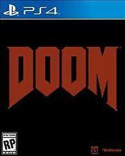 Doom (Sony PlayStation 4, 2016)