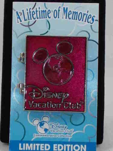 Disney Vacation Club DVC Lifetime of Memories 2013 Daisy Minnie LE Trading Pin