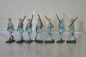 Réplique Modèles Patrick Campbell Britains 1ère Gm Pays-bas Infanterie Marcheur