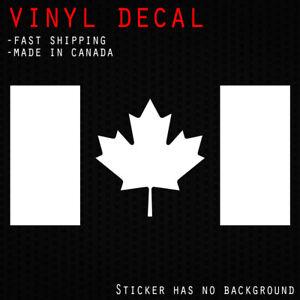 Canada-Flag-Decal-Maple-Leaf-Canadian-Car-Window-Door-Bumper-Vinyl-Sticker