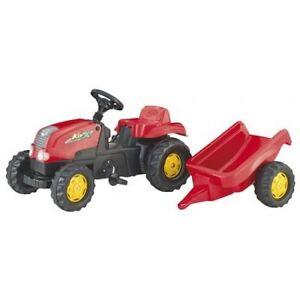 012121 Rollykid-x avec remorque Rolly Toys