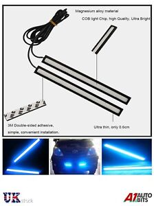 2-17CM-Impermeable-Cob-Tira-LED-de-Dia-Diurna-Niebla-Conduccion-Azul-Luces-N1