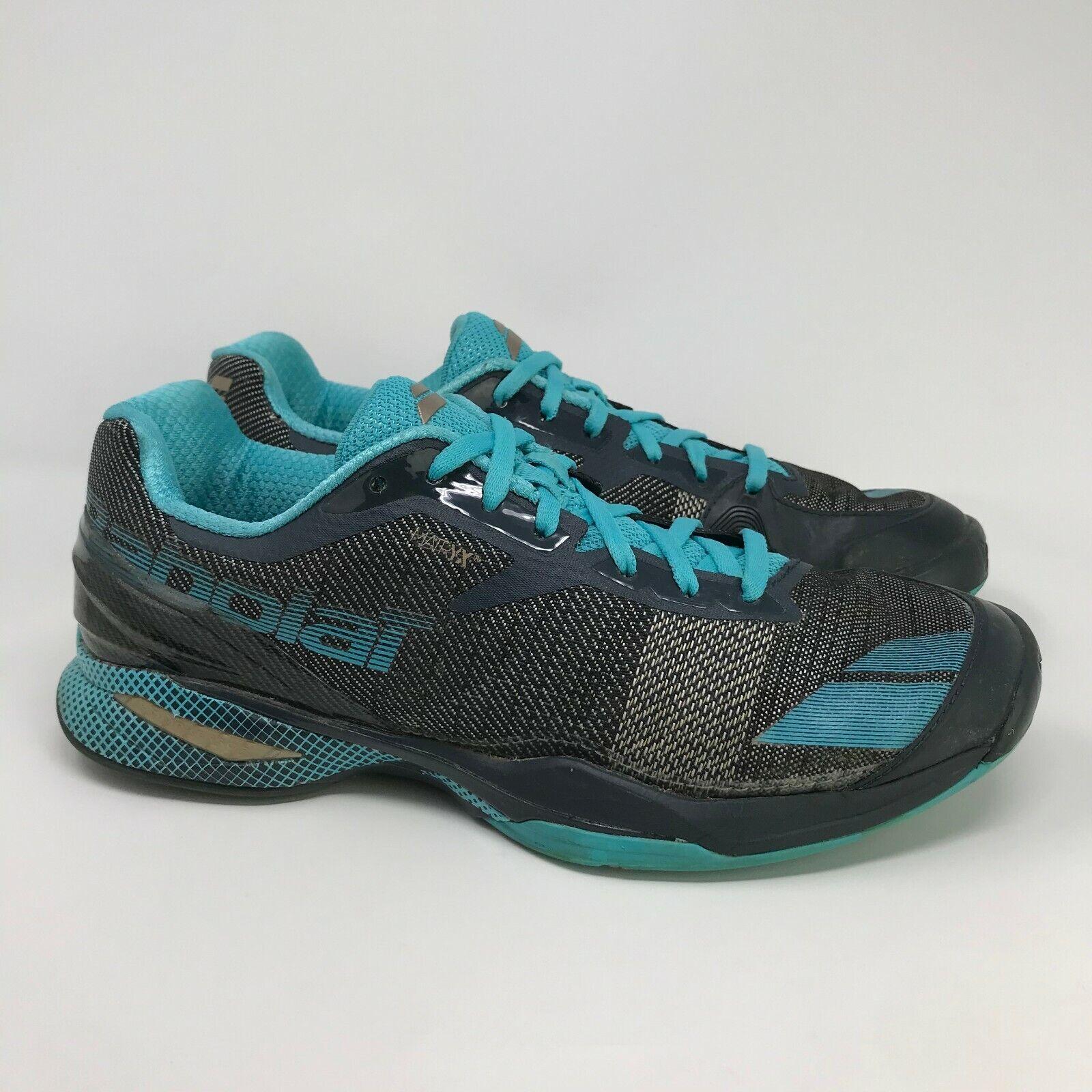 Court II 31S17630 Grey Aqua Blue