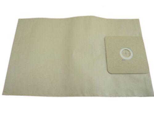 5 bolsas central aspiradora papierfilterbags 34x54cm paperbags