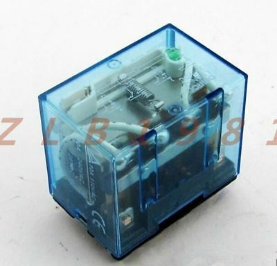 1PC New Omron LY4N-J Relay DC24V