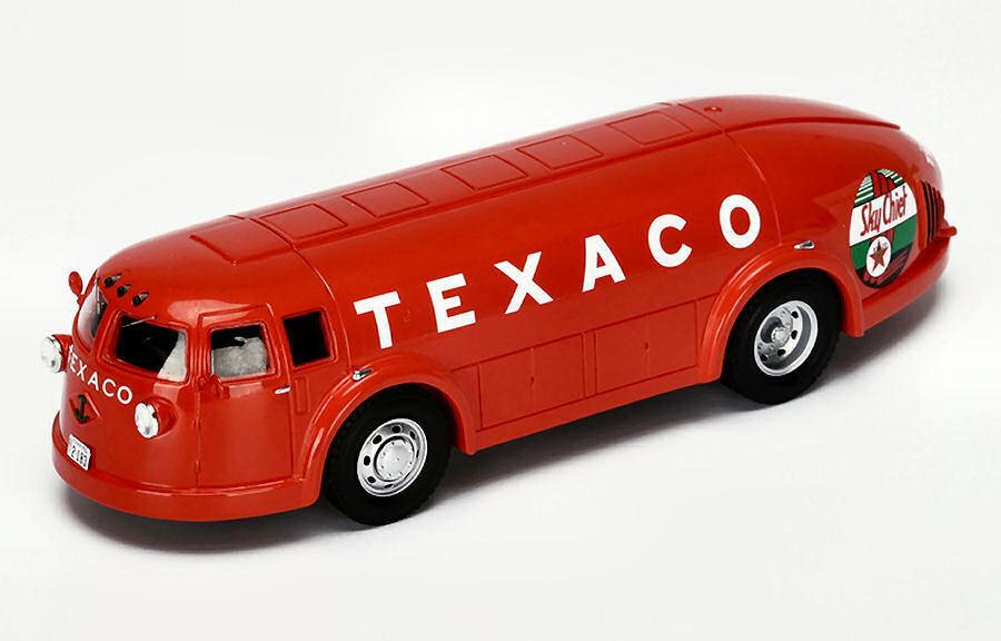 Texaco Truck Doodle Bug Diamond T Tanker 1933 1 43 Model BIZARRE