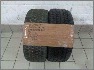 2x-Bridgestone-205-55-R16-91H-Blizzak-LM-25-M-S-DOT2506-2-8mm-Winterreifen
