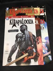 Killapalooza-1-6-Wildstorm-Comics-2009-VF-Rock-amp-Roll-Adventure-Comics