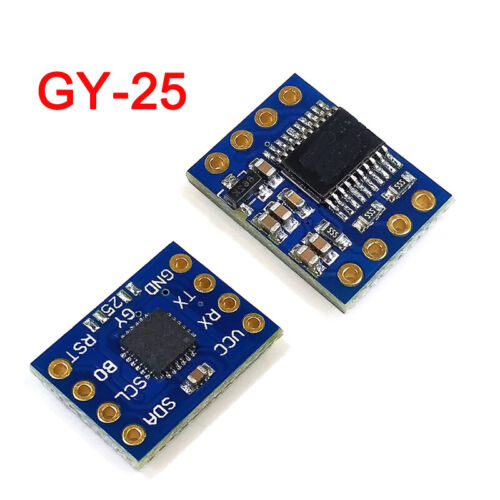 GY-25 Angle Sensor Module Serial Port Direct Output Angle Data MPU-6050 Module