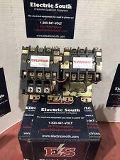 Sylvania Motor Starter Size 2 Reversing T30u032 120 Volt Coil