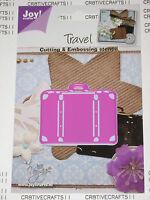 Joy Craft Dies - travel Suitcase 60020282 For Cards & Scrapbooking