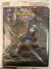 Pokemon SM11 9-Pocket Portfolio