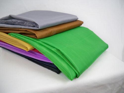Citron Vert Doublure Tissu 150 cm large robe sac BOX Craft Doublure Décoration Matériel