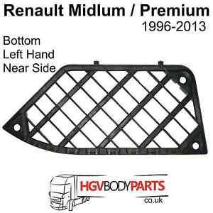 Renault-Premium-DCI-DXI-Step-Thread-Plate-Lower-LH