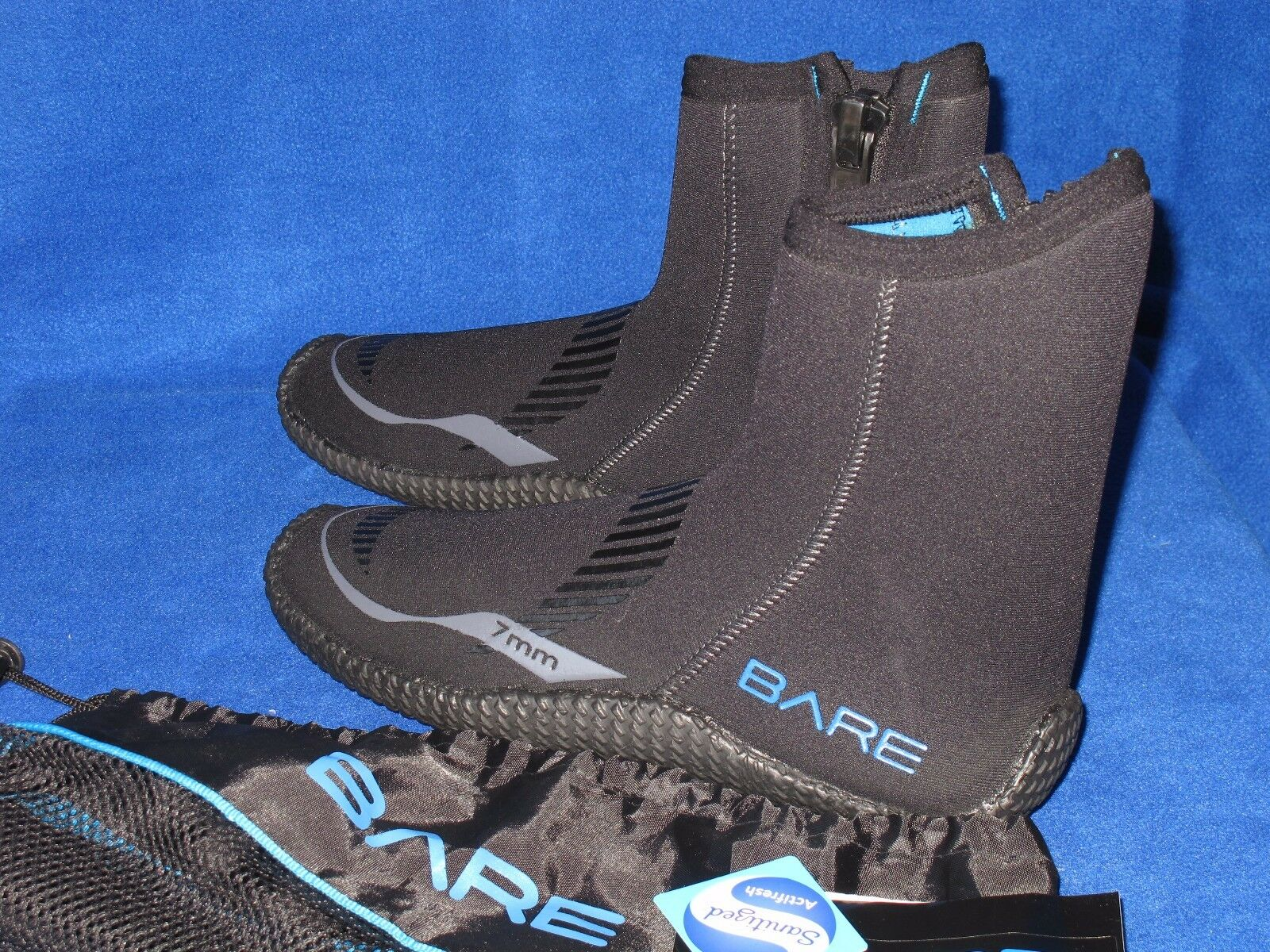 Bare Sport 7mm water sport boot Scuba Diving and Snorkeling Booties