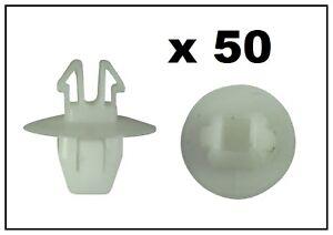 50-x-SUZUKI-SIDE-MOULDING-TRIM-PANEL-CLIP-10-5mm