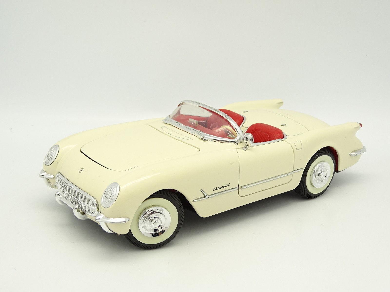 Solido Solido Solido SB 1 18 - Chevriolet Corvette 1953 whiteo a1fb62