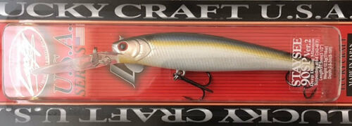 Lucky Craft Staysee 90 SP Made in Japan