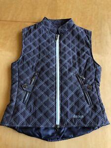 Women-s-Eous-riding-vest-size-small