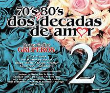 Various Artists : 70s & 80s: Dos Decadas de Amor, Vol. 2 CD
